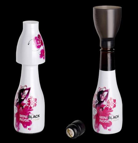 Miniblack Rosé, nuevo benjamín de Freixenet