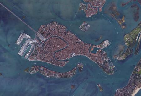 42 imágenes de satélite para disfrutar de la nueva alta definición de Google Maps