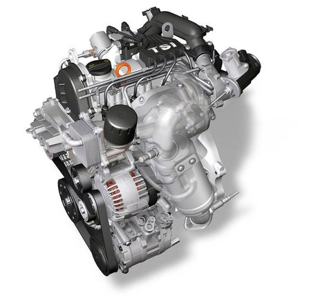 Motor Volkswagen 1.2 TSI