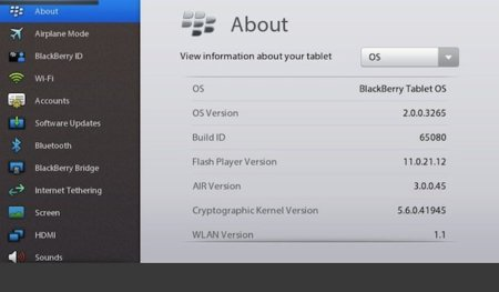 Presentado BlackBerry Playbook OS 2.0