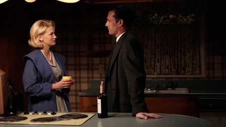 Mad Men Talked About Scene 413
