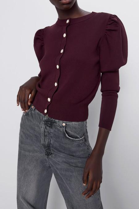 Cardigan Zara 2019 03