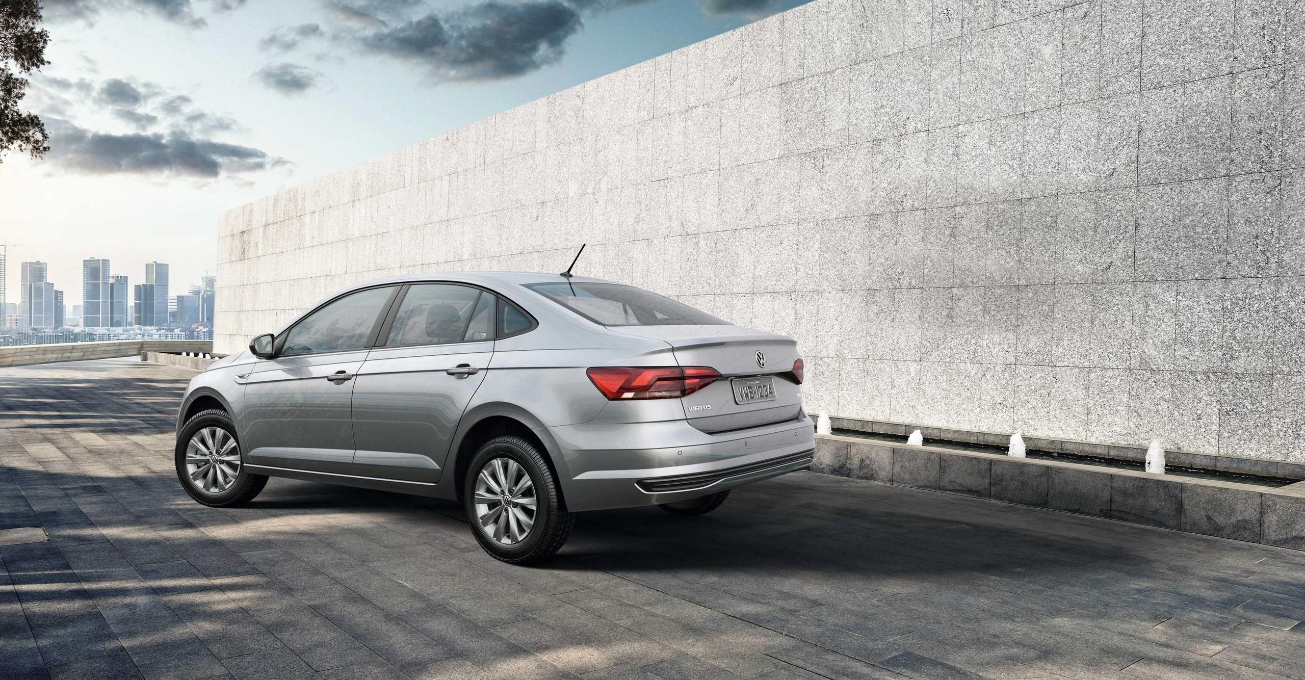 Foto de Volkswagen Virtus 2020 (2/19)