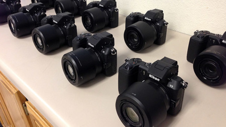Nikon J3 y S1, toma de contacto