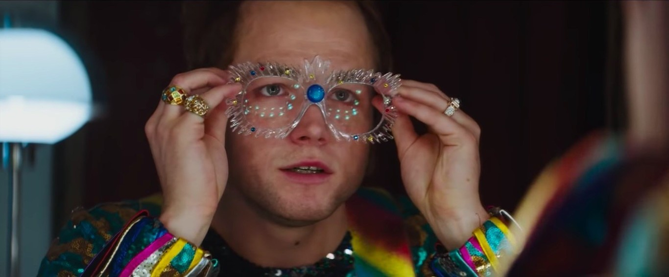Resultado de imagen de Elton john critica a 'Bohemian Rhapsody