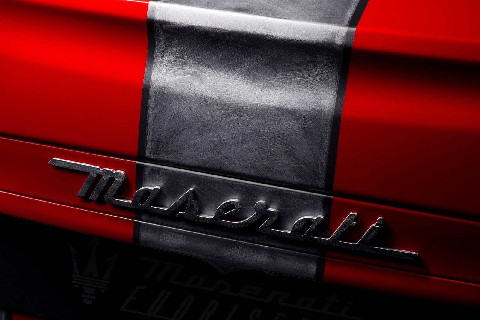 Foto de Maserati Fuoriserie (14/52)