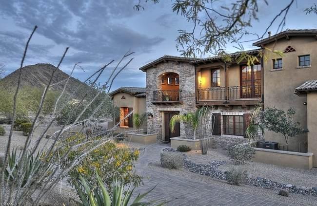 Casas estilo mediterraneo car interior design - Casa estilo mediterraneo ...