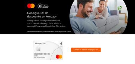 Amazon Vale Mastercard