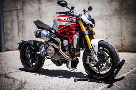 Siluro by XTR, la Ducati Monster 1200 S surgida de las profundidades