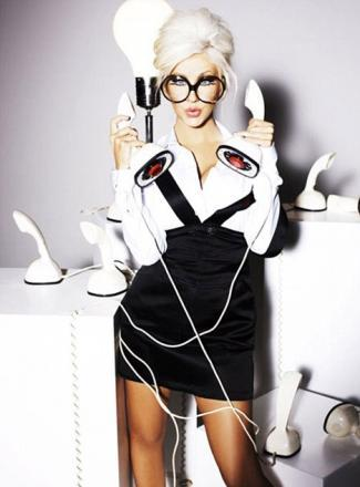 Foto de Nuevo Disco Christina Aguilera (1/4)