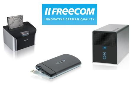 Freecom, discos duros externos para todos los gustos