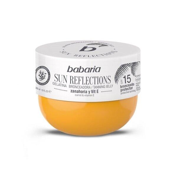 Babaria Gelatina Bronceadora Sun Reflections SPF15