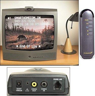 TV Messenger, identificador de llamadas en el televisor
