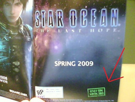 Rumor: 'Star Ocean: The Last Hope' posible exclusiva de Xbox 360