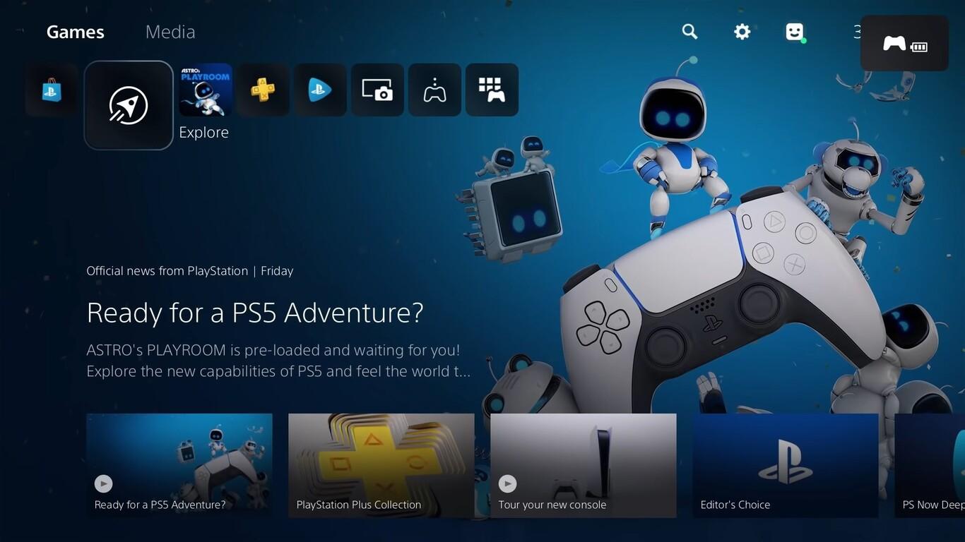 Así podremos personalizar nuestra PS5: ajustes de dificultad, control,  resolución...