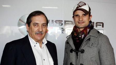 Vitantonio Liuzzi, nuevo piloto de Hispania Racing F1 Team