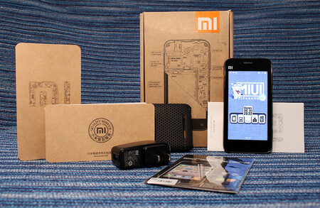 Xiaomi Mi1 Unboxing