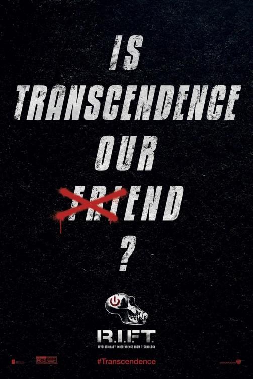 Foto de 'Transcendence', carteles (7/11)