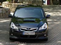 Subaru Legacy 2010, presentación en Madrid (parte 1)