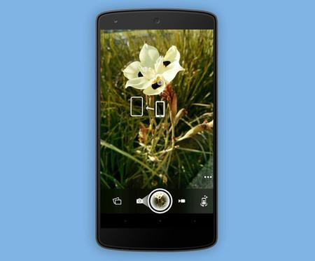 Si tienes problemas para encontrar la composición idónea en tu móvil, echa un vistazo a Camera51