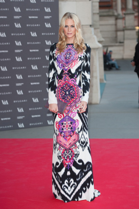 Poppy Delevingne The Glamour of Italian Fashion