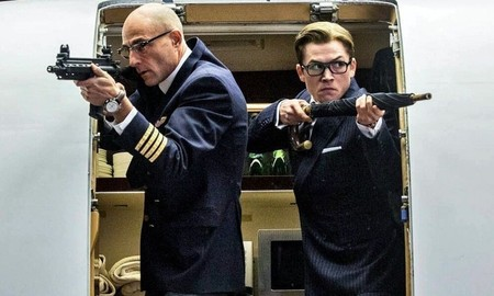 Kingsman2 Shoot