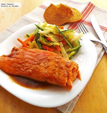 Salmonagridulce