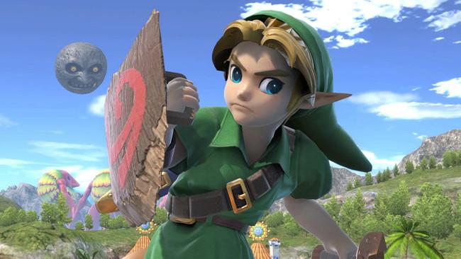 Guía Super Smash Bros. Ultimate: todos los movimientos y trucos de Link niño