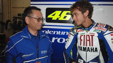 Masao Furusawa: Yamaha albergaba dudas sobre el retorno de Valentino Rossi