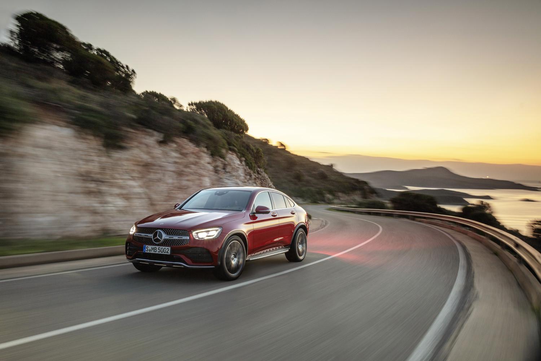 Foto de Mercedes-Benz GLC Coupé 2019 (1/28)