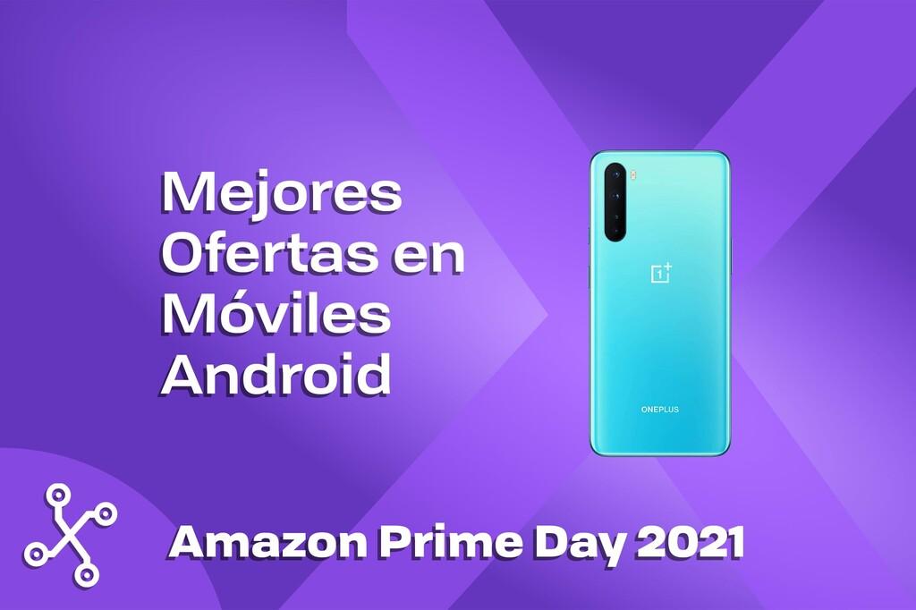Las mejores ofertas de móviles <strong>Android℗</strong> en el Amazon℗ Prime Day 2021″>     </p> <p>Segundo y último día del Amazon℗ Prime Day de 2021: es la última ocasión para aprovecharte de las <strong>mejores ofertas en móviles Android</strong>. Las ofertas más jugosas no tardan mucho en quedarse sin stock, así que date prisa si vas a aprovechar este Prime Day para intercambiar de móvil.</p> <p> <!-- BREAK 1 --> </p> <p>Recuerda que el exclusivo requisito para entrar a las ofertas es <strong>que seas usuario de Amazon℗ Prime</strong>, tanto si estás suscrito desde hace bastantes años como si te acabas de apuntar hoy mismo al <a href=