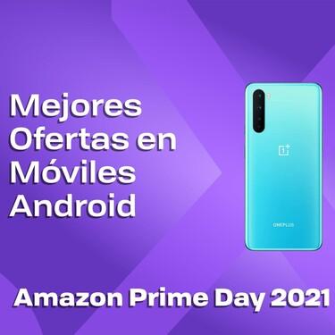 Las mejores ofertas de móviles Android en el Amazon Prime Day 2021