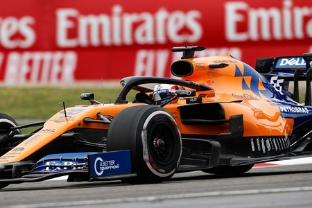 Carlos Sainz China Formula1 2019 2
