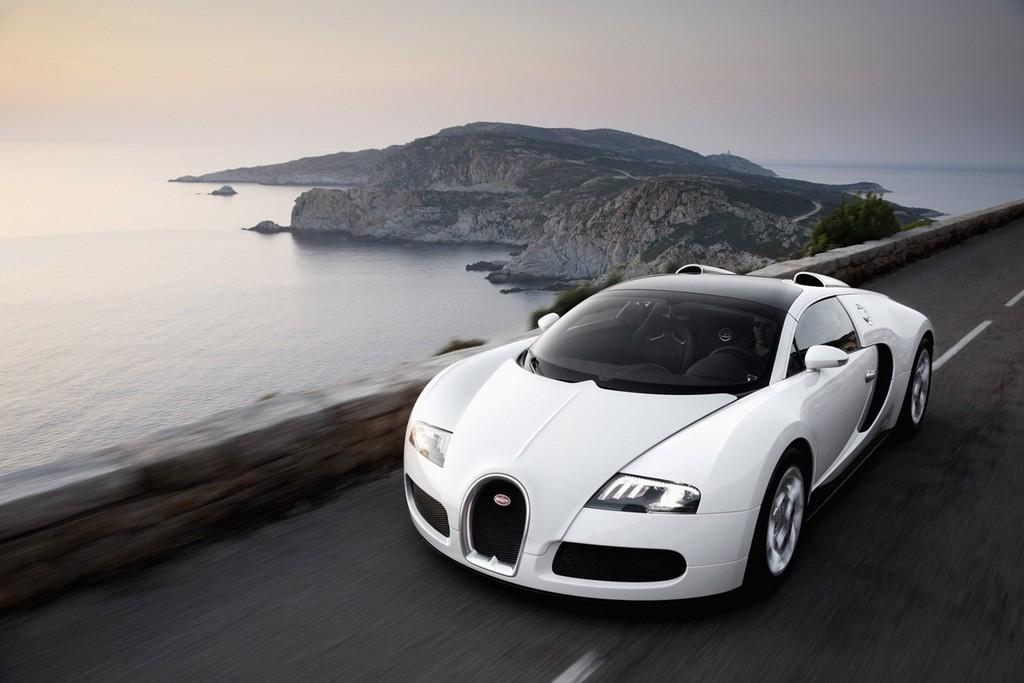 Foto de Bugatti Veyron Grand Sport (8/29)