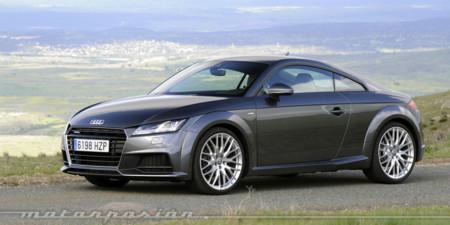 Audi TT 2.0 TFSI, prueba