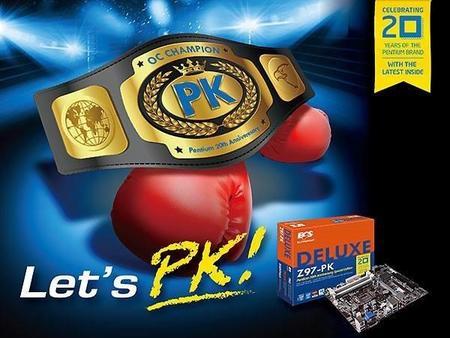 ECS Z97-PK tiene lo justo para hacer overclock con Intel Pentium de Aniversario