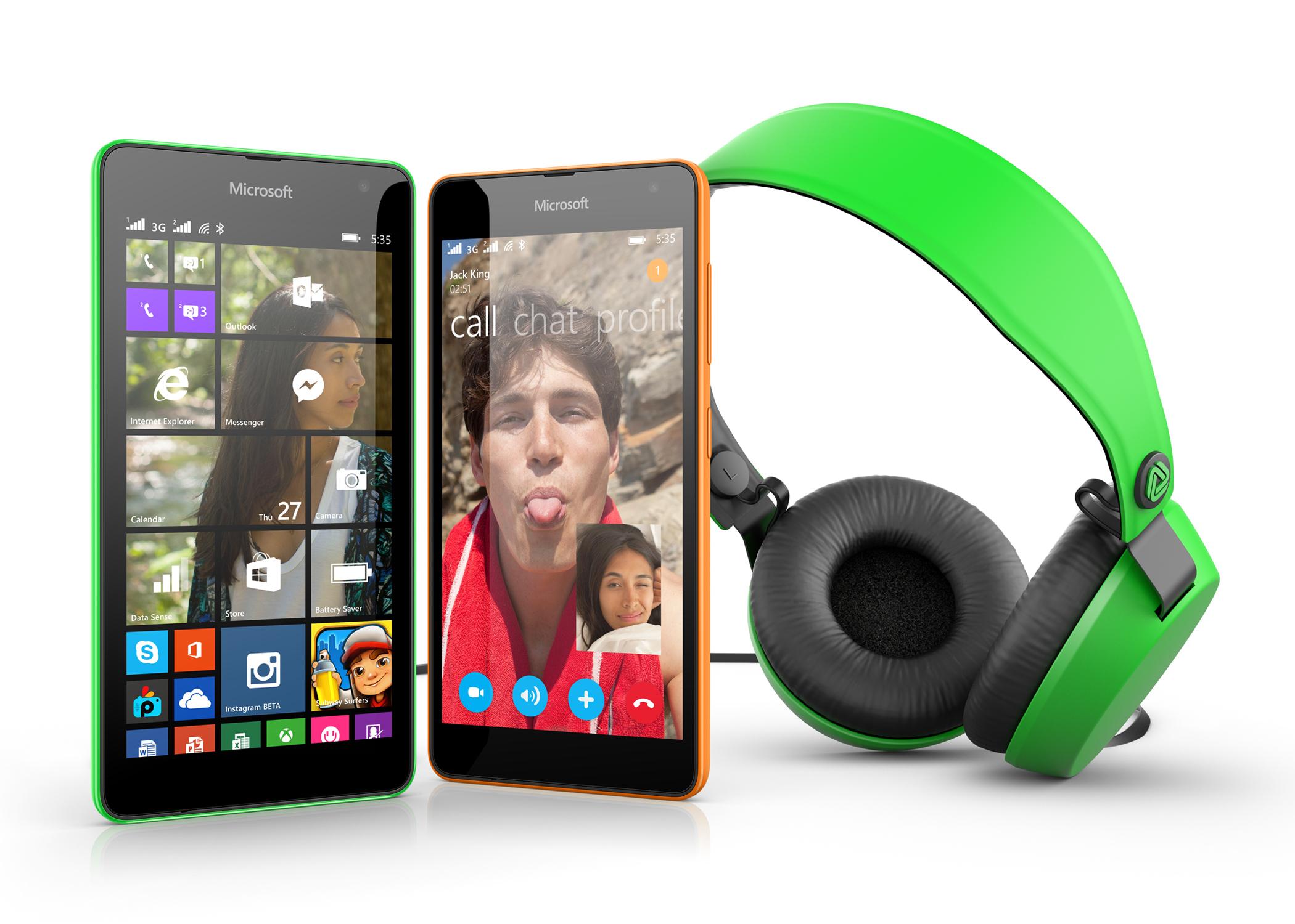 Foto de Nokia Lumia 535 (1/11)