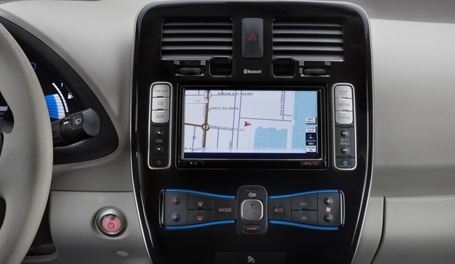 Tecnología para el coche - GPS