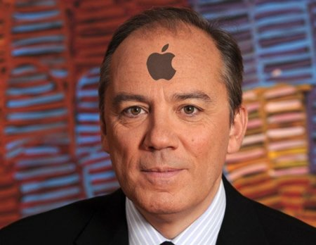 Stephen Richard, CEO de Orange, dice que el iPhone 5 llegará el 15 de Octubre