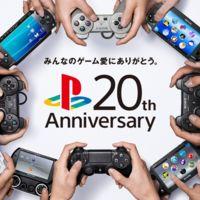 Prepárate para celebrar los 20 años de PlayStation