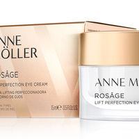 ¿Probióticos para mitigar las arrugas, bolsas y ojeras?: llega el  nuevo 'Rosâge Lift Perfection Eye Cream' de Anne Möller