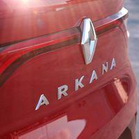 El SUV coupé de Renault se llamará Arkana y podría llegar a México el próximo año