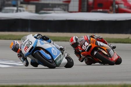 MotoGP Indianapolis 2013: el ritmo de Tito Rabat le da la victoria en Moto2