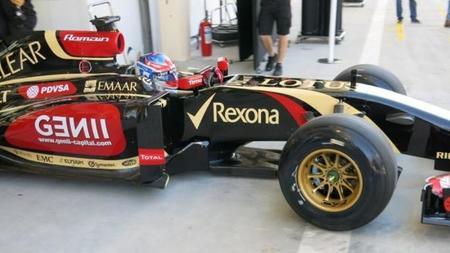 Importante patrocinador de Lotus estará con McLaren en 2015