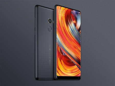 Xiaomi Mi MIX 2: Snapdragon 835, 6 GB de RAM y marcos aún más pequeños, pero sin doble cámara trasera