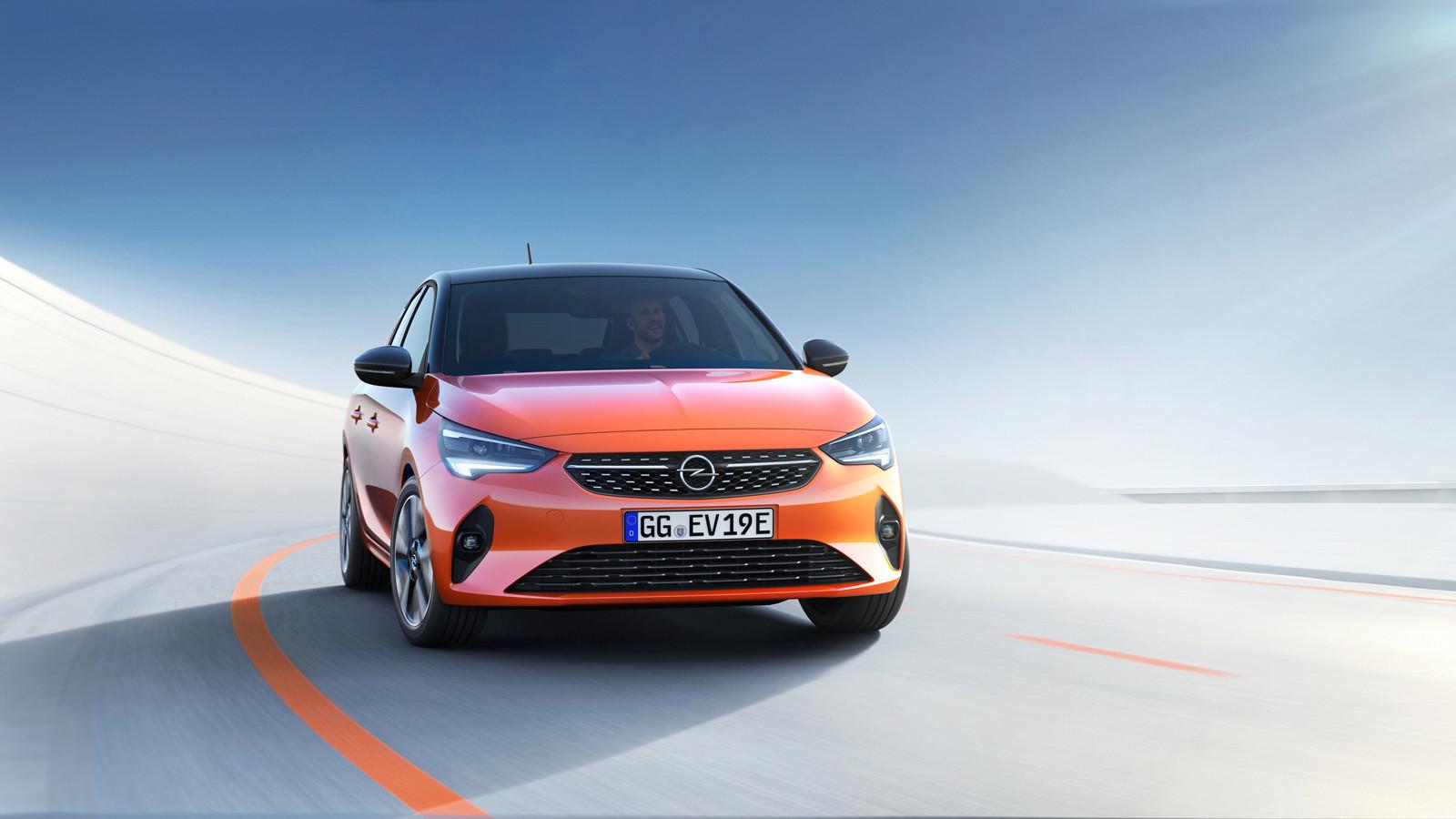 Foto de Opel Corsa 2019 (presentación estática) (42/46)