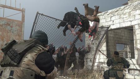Metal Gear Survive Tgs 2016 Screen 11