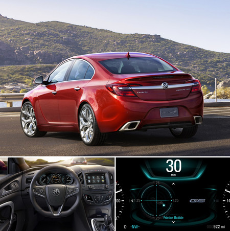 Buick Regal Gs 2017