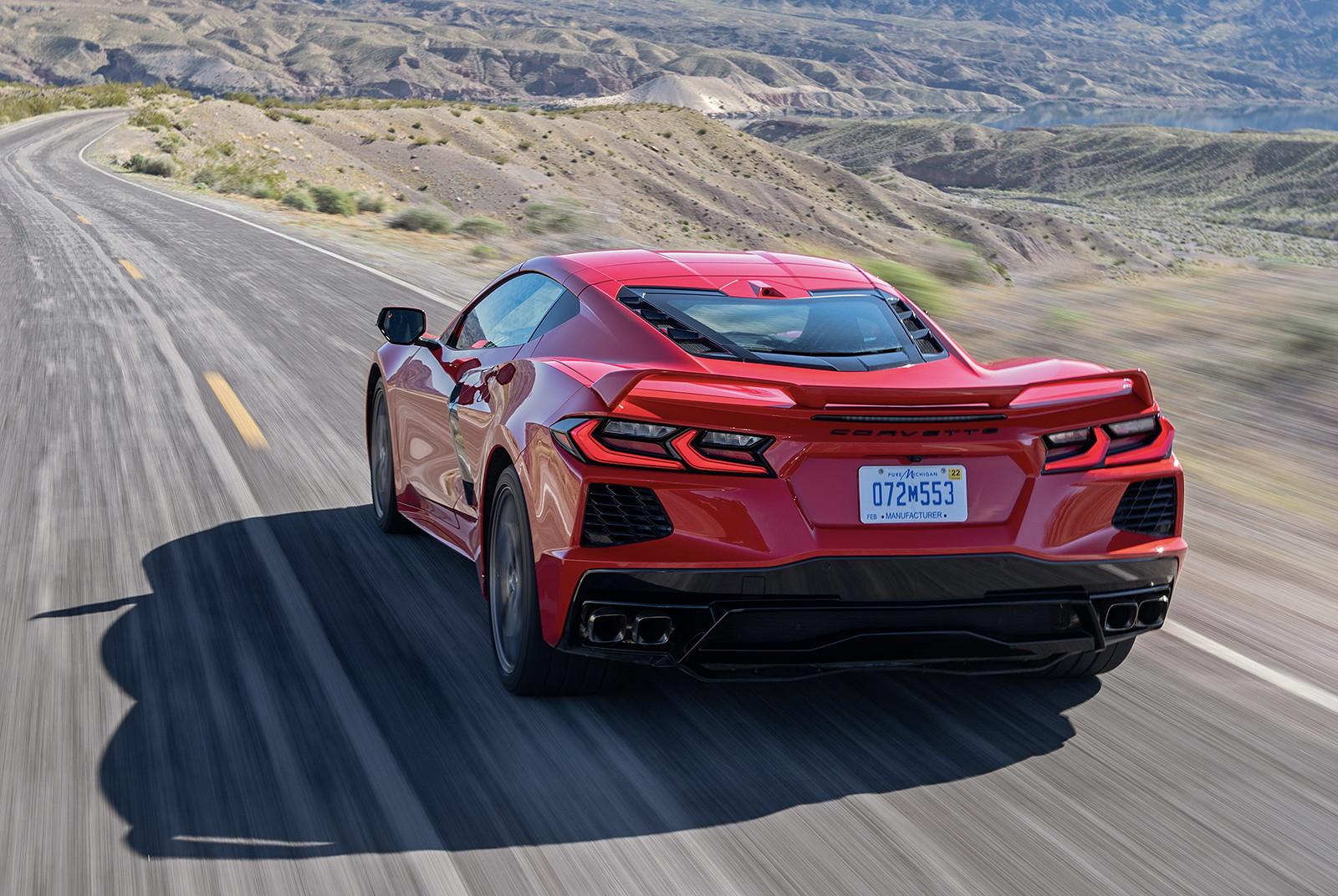 Foto de Chevrolet Corvette 2020 (prueba) (6/73)