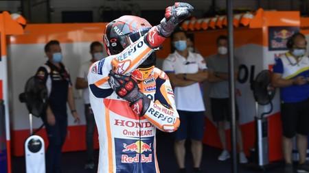 Marquez Andalucia Motogp 2020